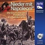 """""""Nieder mit Napoleon!"""", 2 Audio-CDs - Karl Höffkes, Matthias Ponnier, Eva Garg"""