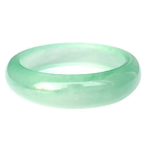 Aligeya Jade Armband Quarz Rock lichtgrün Smaragd Jade Armband Kinder Schmuck