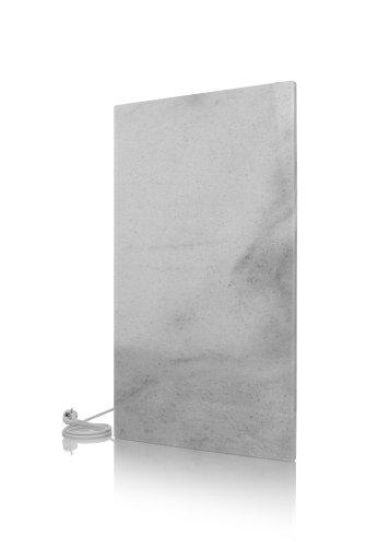 Magmaheizung 800 Watt (Manhattan Marmor) 820x470x20, Hersteller von Infrarotheizungen aus Naturstein seit mehr als 20 Jahren