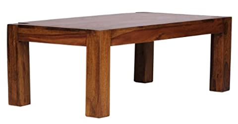Table Bois Massif - Wohnling WL1.211 Table de salon en bois