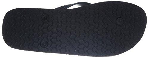 O'Neill Ftm Profile Pattern, Herren Zehentrenner Schwarz (9900 Black Aop)