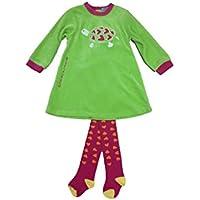 AGATHA RUIZ DE LA PRADA - Vestido tortuga, bebe niña, Color: verde,