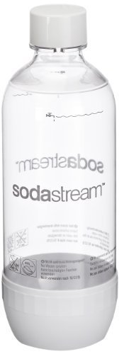 SodaStream 1L PET-Flasche, weiß