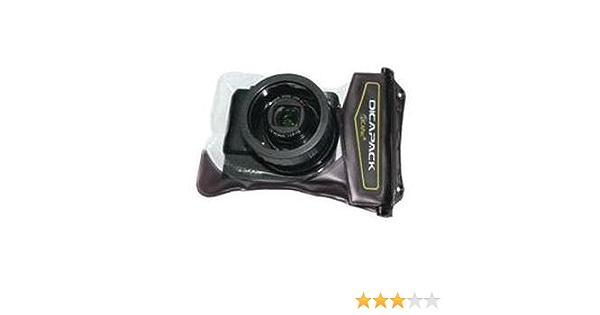 Original Dicpac Unterwassergehäuse Kameragehäuse Elektronik