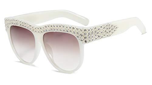 GFF Glitter Strass Sonnenbrille Platz Frauen Diamant Brille uv400 Mode 45344