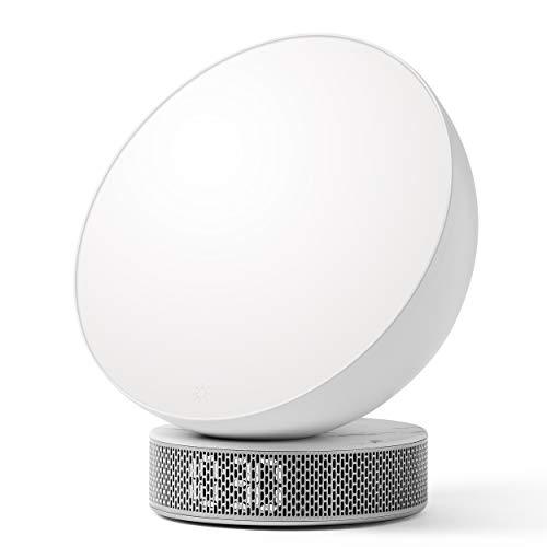 Lexon Miami Sunrise - Lámpara de despertador