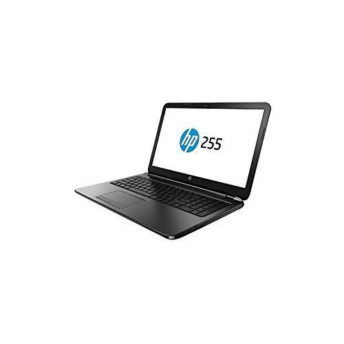 HP 255 G3 K7J23EA, Notebook 15.6'' APU E1-2100 AMD Dual-Core 4 GB di SDRAM, HD 500GB, Freedos