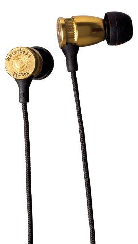 Motörhead Phönes Trigger In-Ear Kopfhörer für Rock und Metal bronze (Iron Man-ohrhörer)