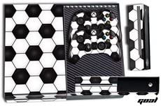 24*7 Skins Xbox One Console + Controller Skin - Goal