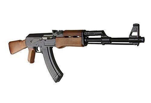 Softair AK P.47 Federdruck 70cm Gewehr Air Soft Woodstyle 0,5 Joule Extrem -