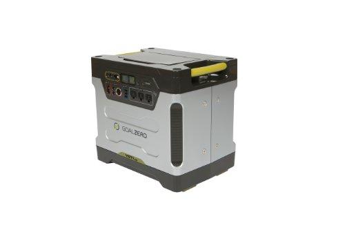 Goal Zero Yeti 1250 Powerpack mit Rolle, 1 Stück (Uni Solar-panels)