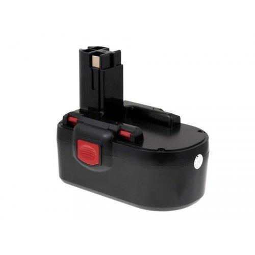Preisvergleich Produktbild Premium Akku für Bosch Bohrschrauber PSR 18VE-2 NiCd O-Pack japan. Zellen, NiCd, 18V