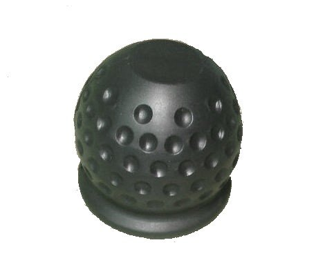 Golfball - Protector universal para enganche de remolque de goma