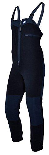 Dry Fashion Latzhose 360gr Antipilling Fleece, Größe:M