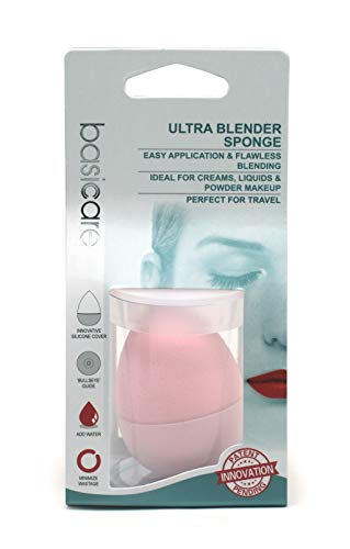 Basicare Ultra blender éponge (Rose)