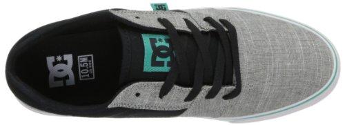 DC Shoes Tonik TX Se, Baskets Mode Homme Gris/turquoise