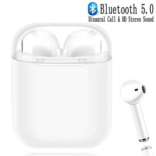 LIANGliang i8X TWS Cuffie Bluetooth Senza Fili, DUOKER True...