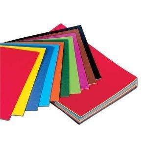 Staufen Fotokarton schwarz 300g/qm A4 50 Blatt