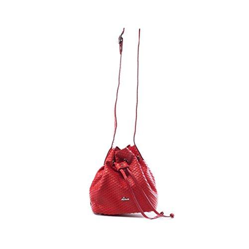 Nardelli - Borsa modello Valentina - Colore Rosso 100% Made in Italy