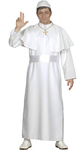 Guirca Kostüm Erwachsene Papst, Größe -