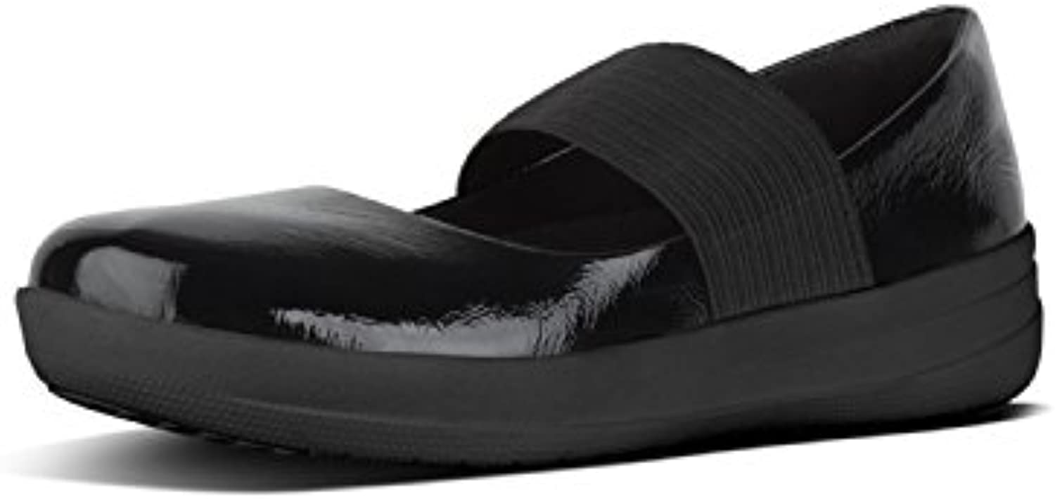 Tm Bout Ballerines Fitflop Jane Elastic Sporty F Mary OxaZ4