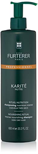 Karite Intense Nourishing Shampoo - For Very Dry Damaged Hair and/or Scalp (Salon Product) - 600ml/20.29oz