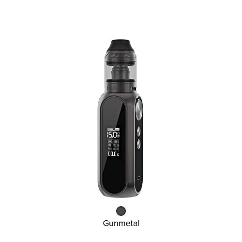 OBS Cube 80W Kit Sigaretta Elettronica Svapo-Niente nicotina e tabacco (Gunmetal)