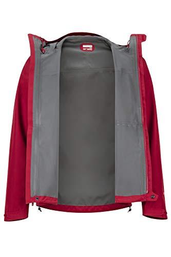 Zoom IMG-1 marmot minimalist giacca impermeabile uomo