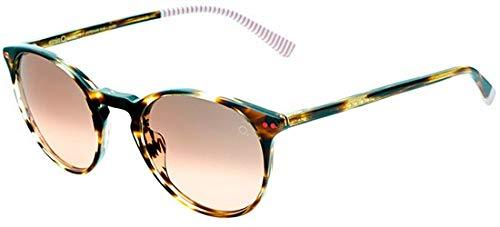 Etnia barcelona occhiali da sole jordaan sun striped brown/grey pink shaded unisex