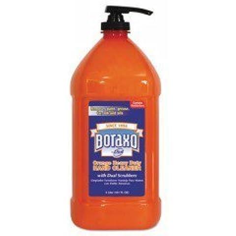 C-Boraxo Ink/Stain H-Dty Hclnr W/Scrub Pump 3L 4/C by DIAL