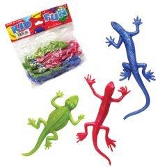 US Toy C-P INC Dehnbare Eidechsen-Spielzeuge