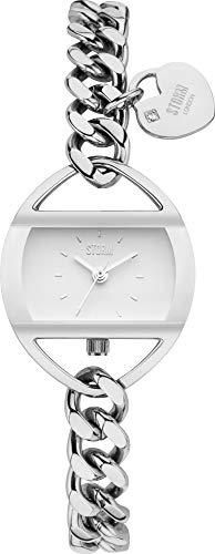 Storm London TEMPTRESS 47279/W Reloj de Pulsera para mujeres Con Colgantes