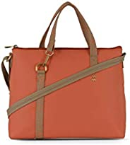 Baggit Women's Shoulder Bag (Coral) (