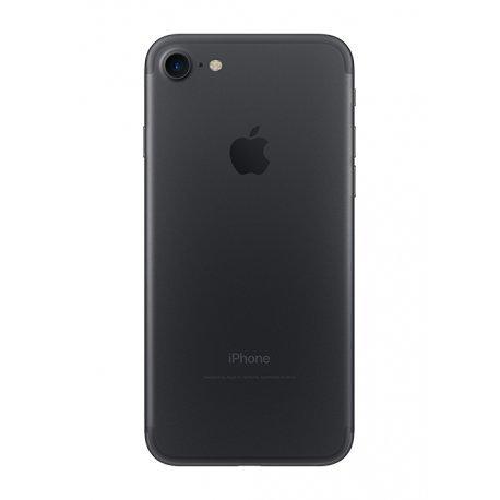 "Apple A1778 iPhone 7 Smartphone  4G (Display: 4,7"" - 128 GB - iOS 10) Nero (Nero opaco) [Italia]"
