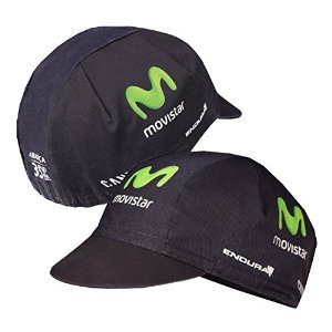 endura-cappellino-ciclismo-team-movistar