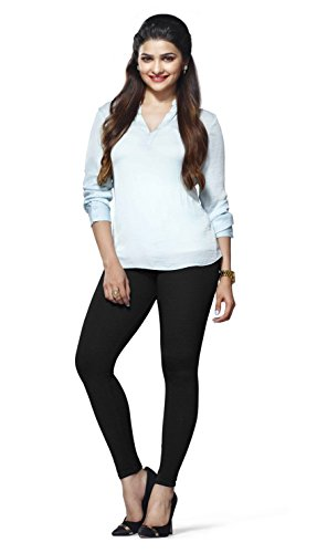 Lux Lyra Women\'s Ankle Length Leggings - Black