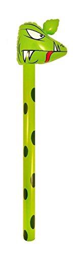 Aufblasbare Blow Up Dinosaurier Sticks Fancy Dress Hen Party Dekorationen Spielzeug 118cm von ()