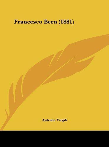 Francesco Bern (1881)