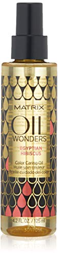 Huile dhibiscus d'Egypte oil wonders - Colorés - Matrix