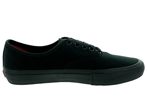 Vans Authentic Pro Skate Shoe Black/Black