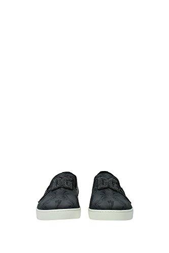 CS1351AL6798P876 Nylon Dolce CS1351AL6798P876 Grau Herren Dolce Pantoffeln Grau amp;Gabbana FrfFRw