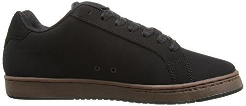 Etnies FADER, Chaussures de Skateboard homme Noir (Black Charcoal Gum 558)