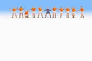 NOCH - 15977 - vía H0 - Equipo de fútbol holandés