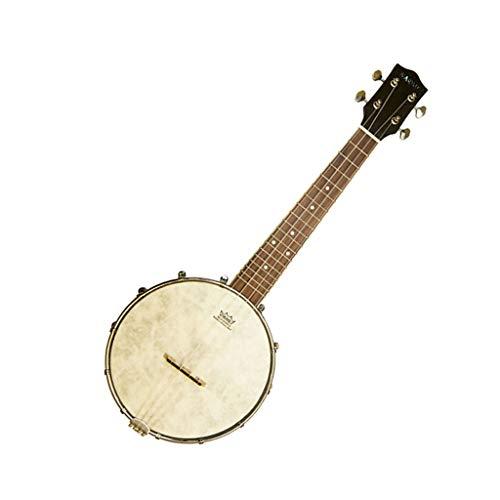 Shiwaki 4 String Banjo Ukulele Uke Konzert 23 Zoll Mahagoni Mit Tragetasche Tuner