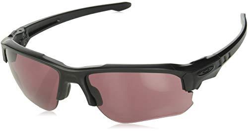 Oakley Men's Speed Jacket Oval Sunglasses, Black, 67.0 mm