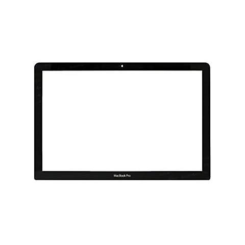 'Glas Glass mit selbstklebend für MacBook Pro 15von 2008Hat 2012A1286 (Glass Hat)