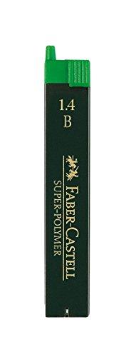 Faber Castell 152591 – Estuche con 6 minas de 1.4 mm