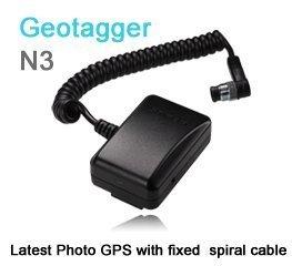 Nikon Serie (Solmeta Geotagger N3 Kamera-GPS-Empfänger & Auslöser für Nikon D5, D810A, D810, D800, D800E, D4, D3-Serie, D700, D300s, D300, D2x, D2xs, D2Hs, D200)