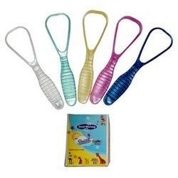 Nexxa™ Tongue Scraper Plastic Tongue Cleaner Tongue Cleaner Recommended By Professional For Oral Hy