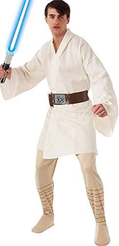Deluxe Luke Skywalker Adult Kostüm - Rubies Deutschland 3 888739 STD - Deluxe Luke Skywalker Größe 48/50